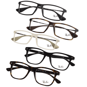 Ray-Ban Eyeglasses (RX5248 51mm or RX7021 55mm) $34 + $5 S/H via Meh