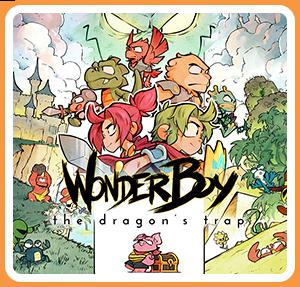 Wonder Boy: The Dragon's Trap (Nintendo Switch Digital Download) $9.99 via Nintendo eShop
