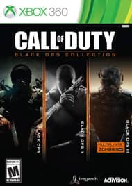 Call of Duty: Black Ops 1 - 3 Collection (Xbox 360 / PS3