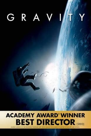 Gravity (Digital HD Movie) $5 via FandangoNow