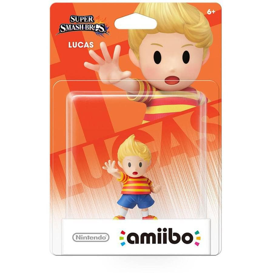 Lucas (SSB Series Amiibo) $4.99 + Free In-Store Pickup via Walmart