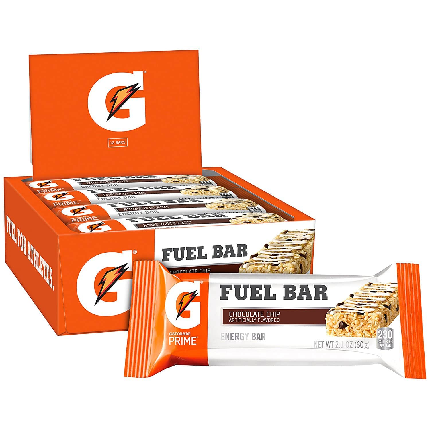 a2d20c66a18 Gatorade Protein Products: 12-Count Gatorade Prime Fuel Bar ...