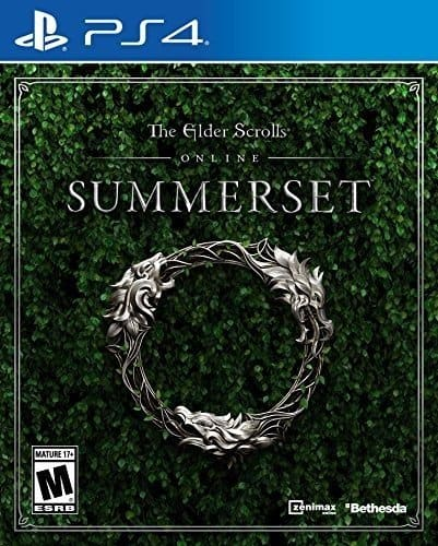 The Elder Scrolls Online: Summerset (PS4, Xbox One, or PC) $27.99 + Free Shipping via Newegg