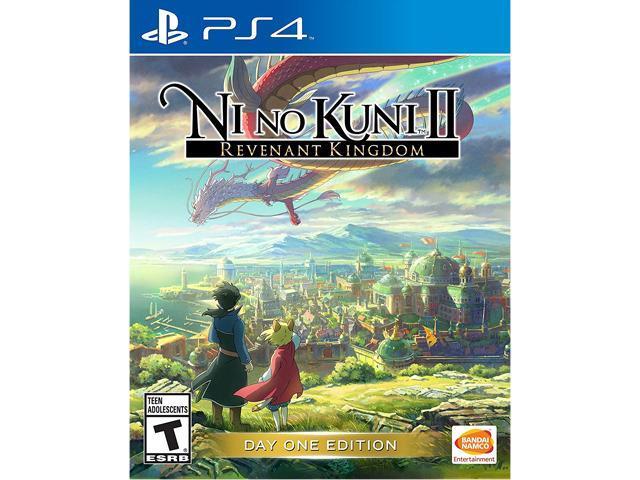 Video Games: Ni no Kuni II : Revenant Kingdom D1 Edition (PS4) $34.99, Dragon Ball FighterZ (PS4/Xbox One) $29.99 + FS w/ ShopRunner via Newegg