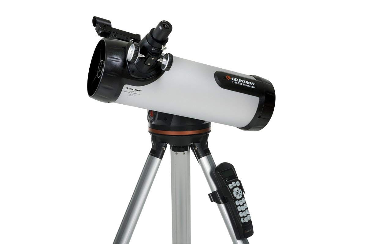 Celestron Telescopes: Computerized Telescope (114LCM) $205.01, AstroMaster 114 EQ Reflector (31042) $128.99 & More + Free Shipping via Amazon