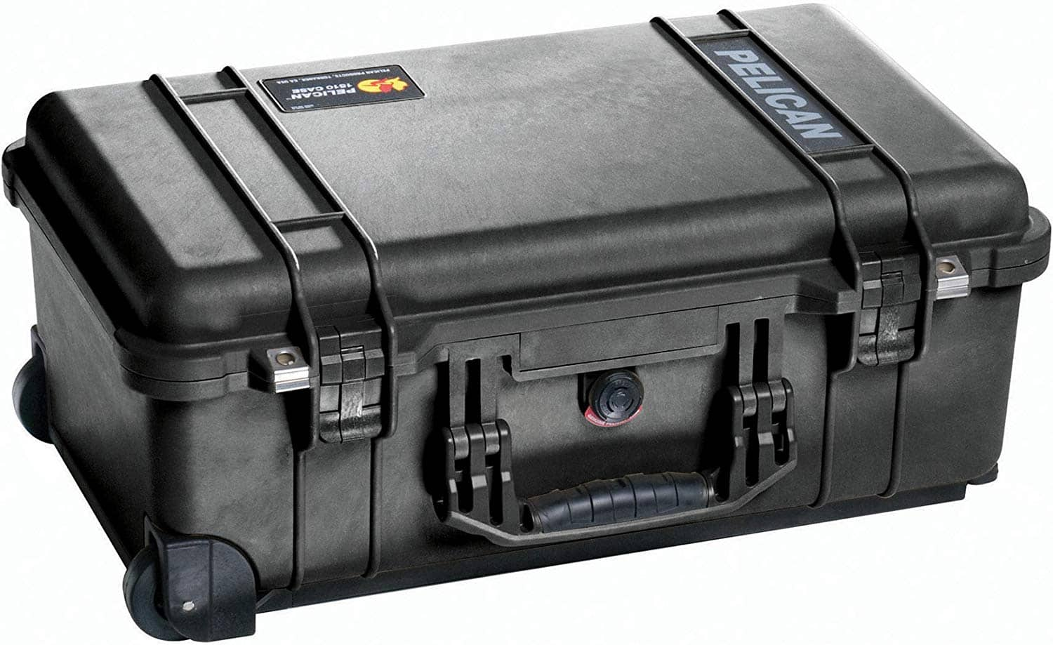 Pelican 1510 Case With Padded Dividers (Black) $149.62 + Free Shipping valid for Amazon Prime Members