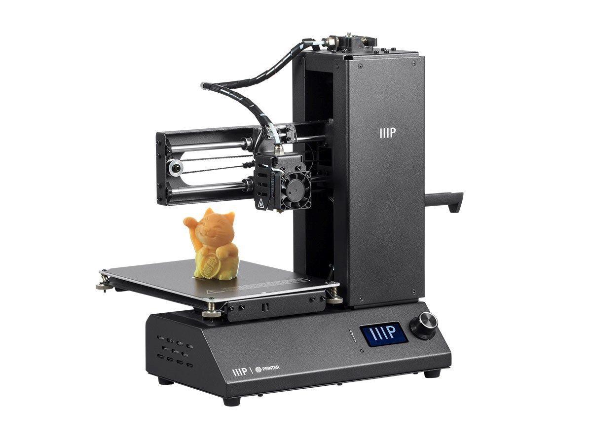 Monoprice MP i3 3D Fully Assembled Printer w/ Sample PLA (eBay Exclusive) $116.99 + Free Shipping via eBay