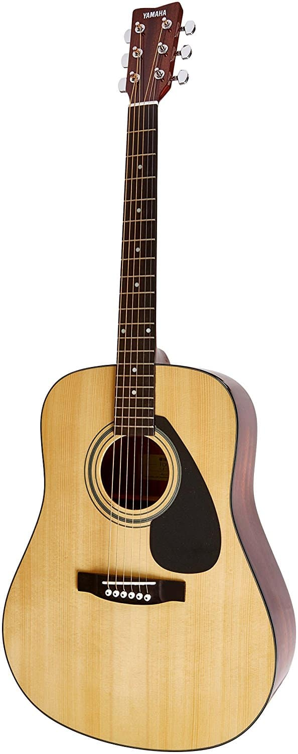 Yamaha FD01S Solid Top Acoustic Guitar (Amazon Exclusive) $99.99 + Free Shipping for Amazon Prime Members