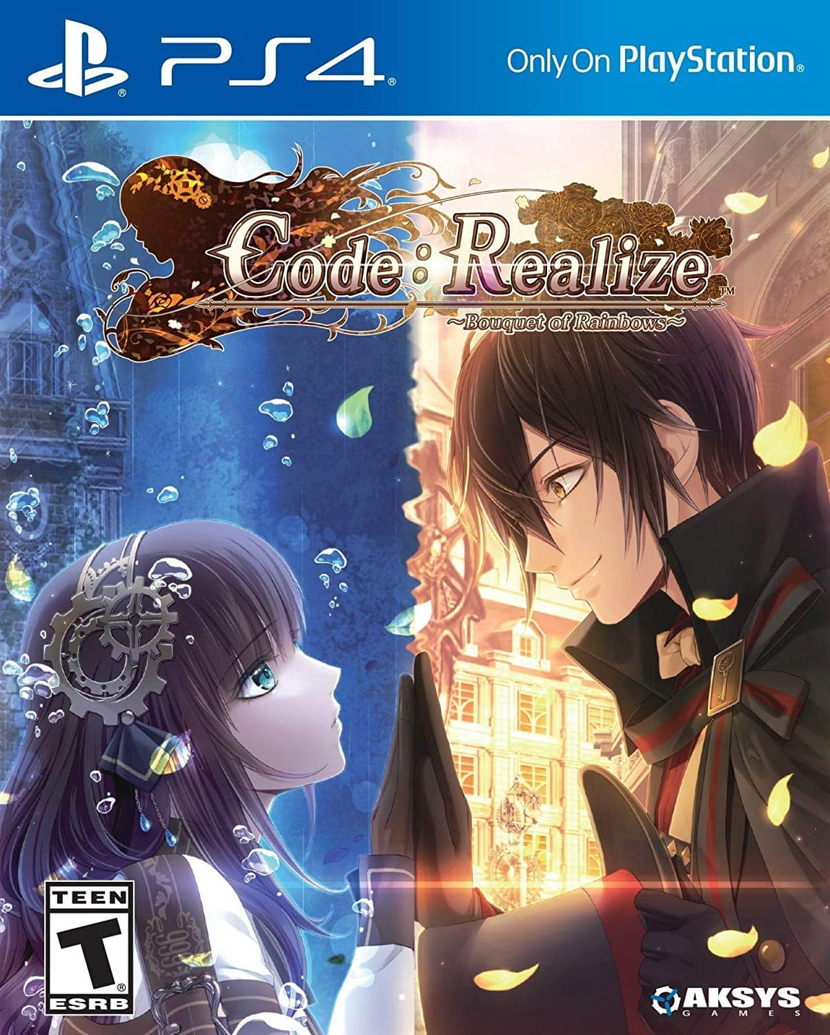 Code: Realize: Bouquet of Rainbows or Code: Realize: Future Blessings (PS4/PS Vita) $19.99 + Free In-Store Pickup via GameStop/Amazon