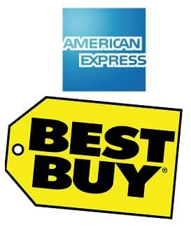Amex offers w 300 purchases at best buy onlinein stores deal image fandeluxe