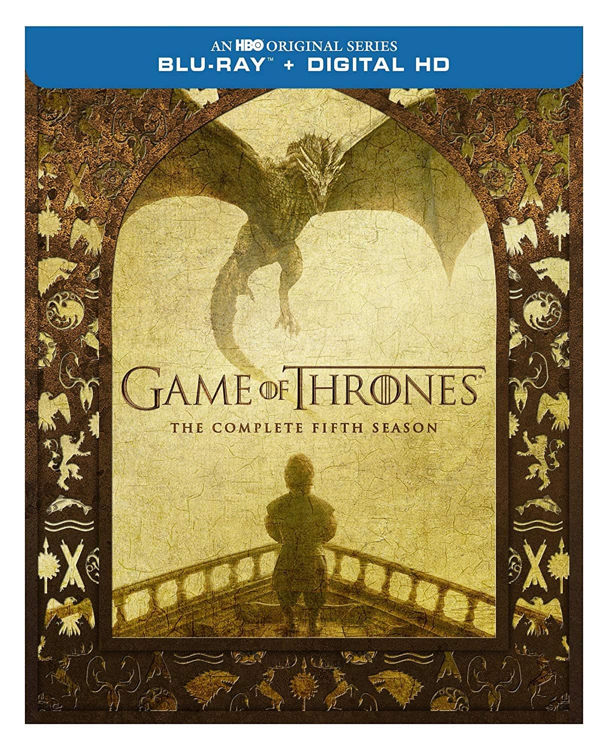 Game of Thrones: Complete 2nd, 4th, 5th or 7th Season (Blu-ray+Digital) $10 each + Free Store Pickup