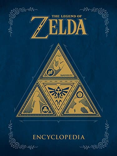 Hardcover Books: The Legend of Zelda: Encyclopedia Deluxe Edition $40.05, The Legend of Zelda Encyclopedia $18.99, & More via Amazon