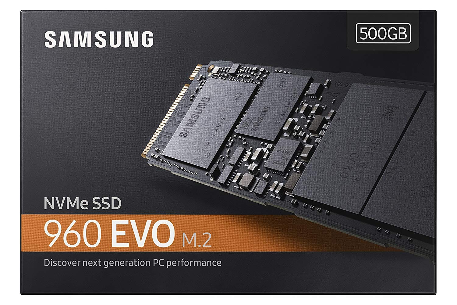 Samsung 960 EVO Series NVMe M.2 Internal SSD: 1TB $329.99 or 500GB $159.99 + Free Shipping for Amazon Prime Members