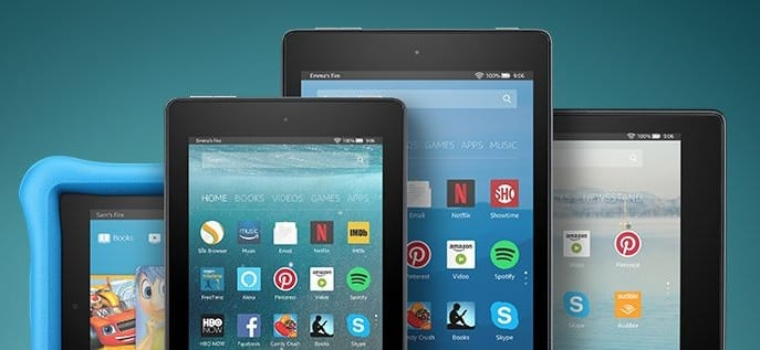 Amazon Trade-In Tablet Offer: Receive an Amazon GC + Any New
