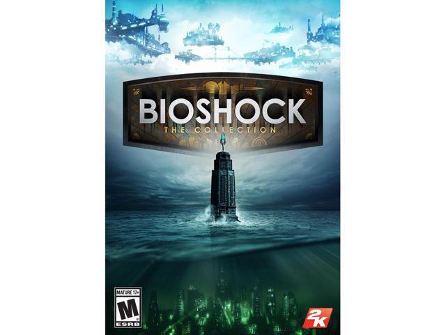 BioShock: The Collection (PC Digital Download) $12.49 via Newegg