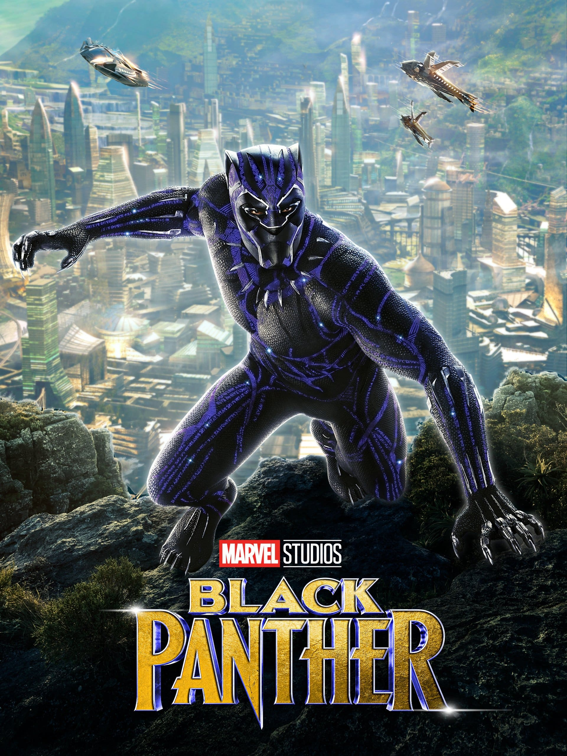 Marvel's Black Panther (Digital HD Rental) $2.99 for Amazon Prime Members