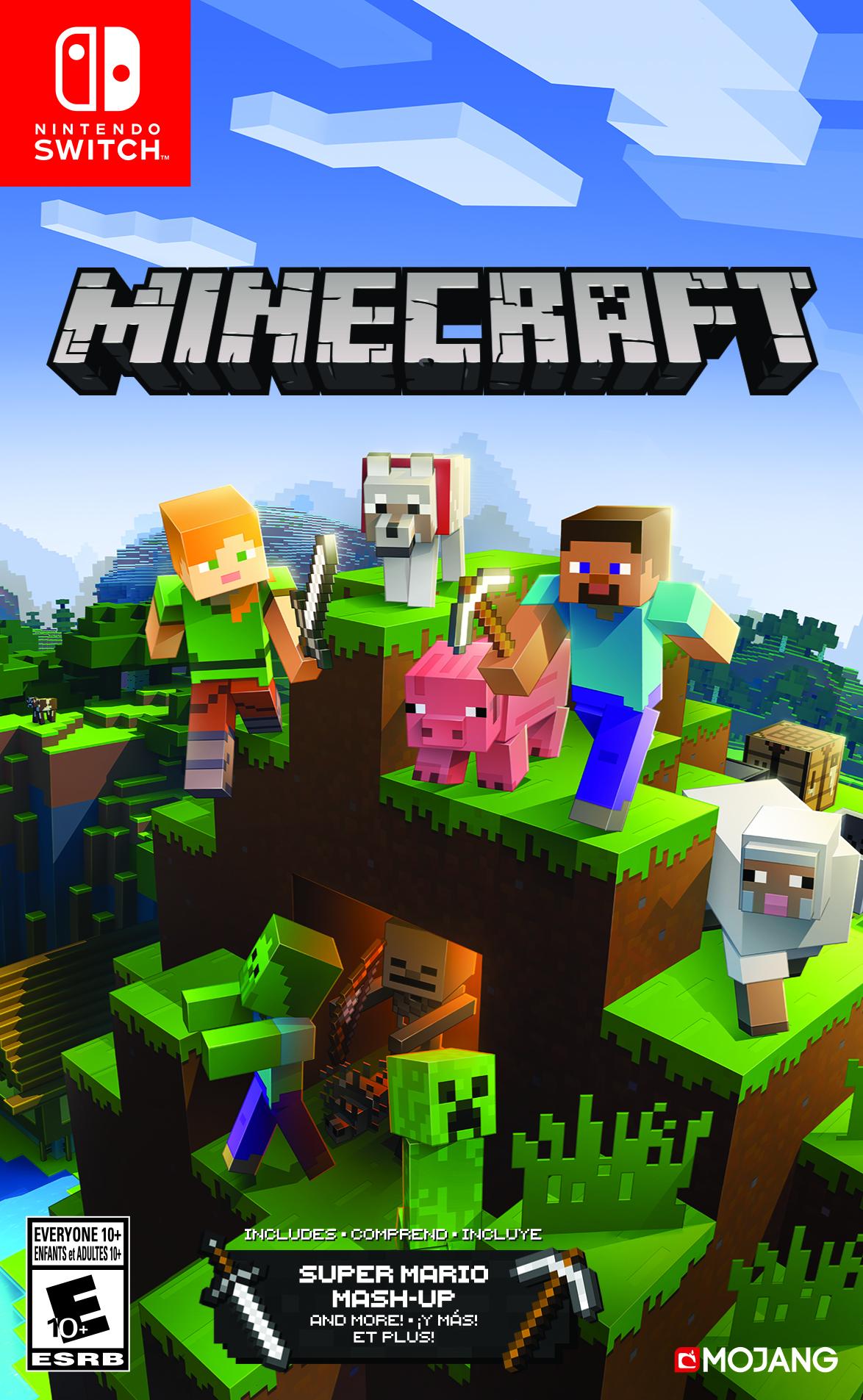 Minecraft (Nintendo Switch) - Slickdeals net