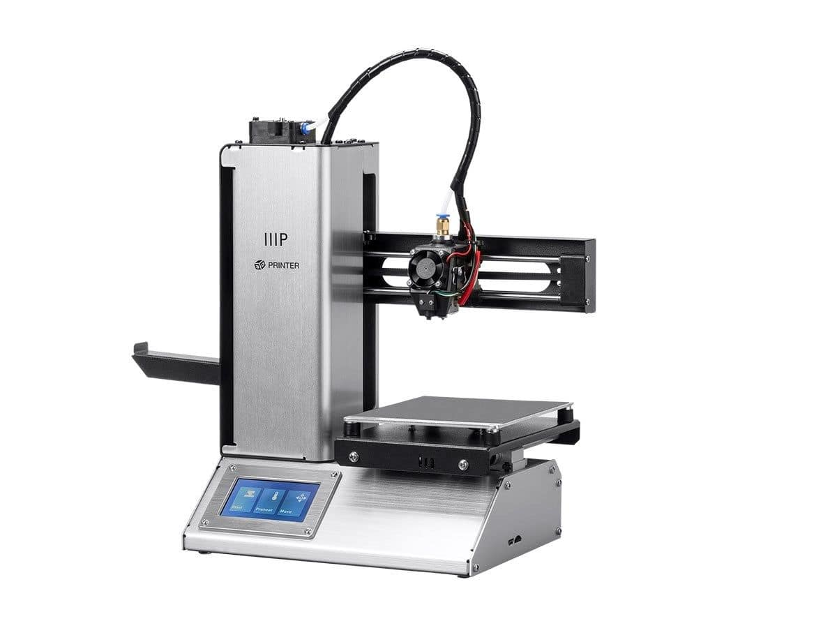 Monoprice Select Mini Pro 3D Printer w/ Auto Leveling Heated Removable Bed Touch $212.49 + Free Shipping