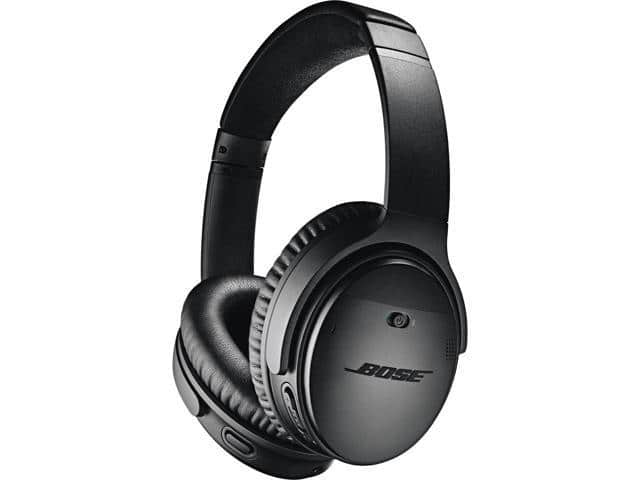 Bose QuietComfort 35 Series II Wireless Headphones (Black or Silver) + $13.70 in Newegg Points $274 + Free Shipping w/ MasterPass Checkout