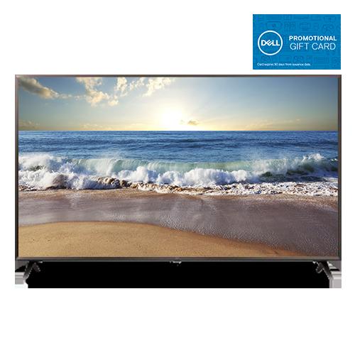"55"" LG 55UK6300PUE 4K Ultra HD Smart TV + $100 Dell eGift Card $499.99 + Free Shipping"
