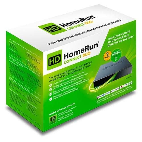 SiliconDust HDHomeRun Connect Duo Tuner for Free Live OTA TV/DVR $69.99 + Free Shipping via Best Buy