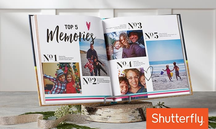 custom shutterfly photo book up to 91 page photo book extra