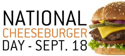 National Cheeseburger Day 2018 Deals (September 18, 2018): Red Robin, Ruby Tuesday, Sonic Drive-In, White Castle, & More