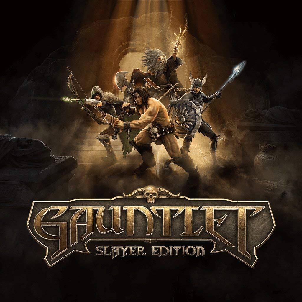 Gauntlet: Slayer Edition (PS4 Digital Code) $4 99 via Amazon