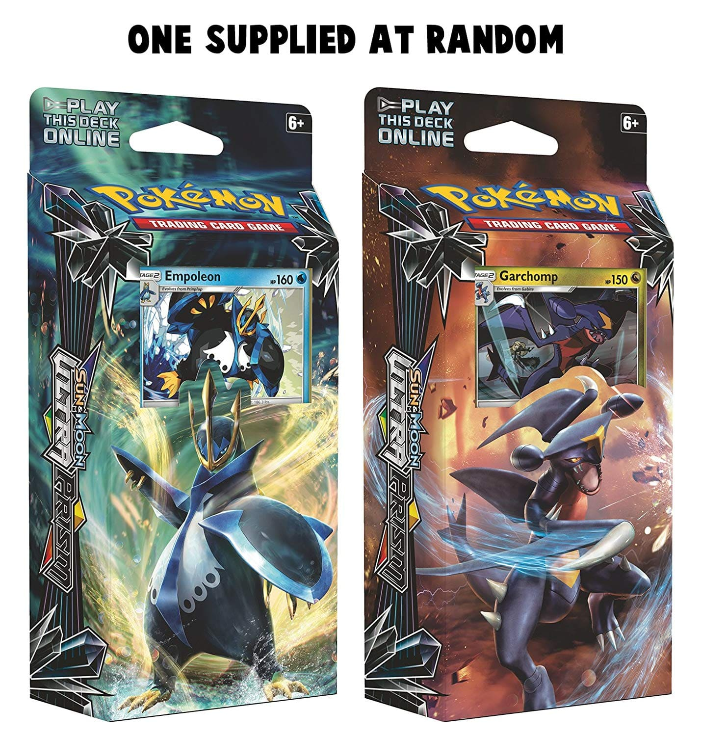 Pokemon: Moon & Sun Ultra Prism Theme Deck Trading Cards