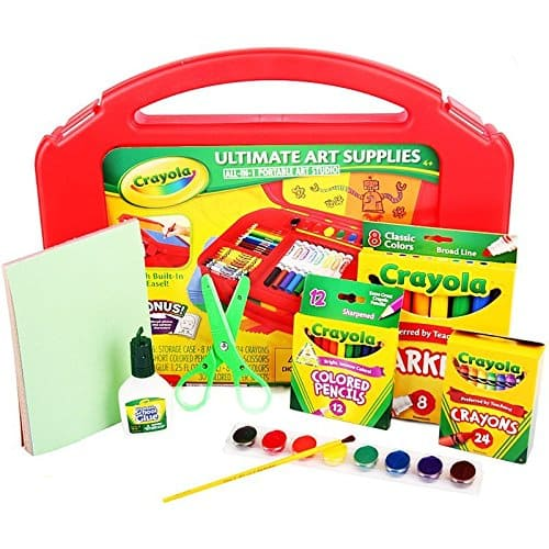 Crayola: 80-Ct Super Tips Washable Markers $10 70, Ultimate
