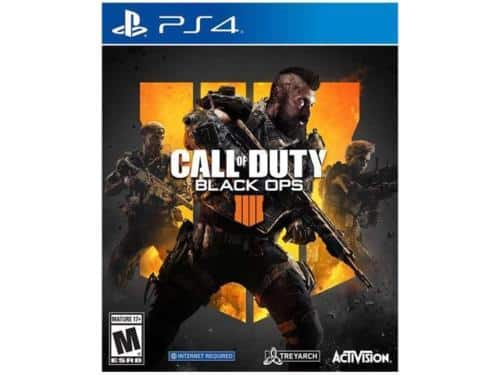 Call of Duty: Black Ops 4 (PS4) $43.99 + Free Shipping