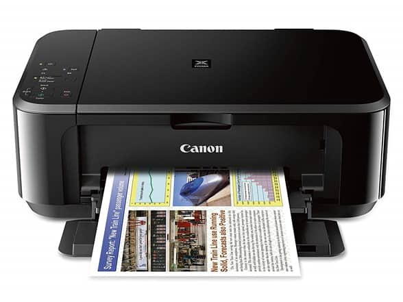 Canon Pixma MG3620 Wireless AIO Color Inkjet Printer (Black) $19.99 + Free Shipping for Amazon Prime Members