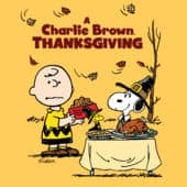 A Charlie Brown Thanksgiving (Digital HD Film) for $2.99 via Apple iTunes