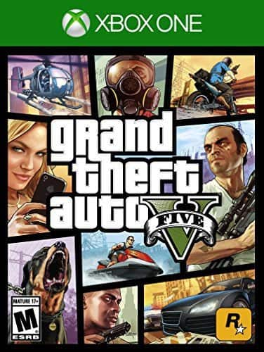 Twitch Prime Members: Grand Theft Auto V (PS4 or Xbox One) +