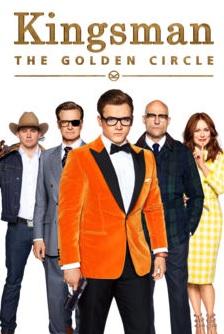 Kingsman: The Golden Circle (4K Digital Film) $4.99 via Apple iTunes