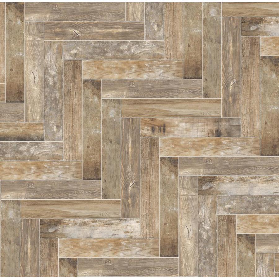 Della Torre Casale Natural Porcelain Wood Look Floor Wall