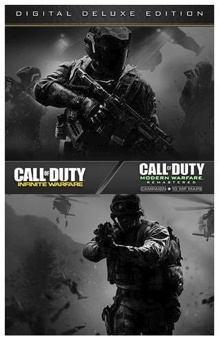Call of Duty: Infinite Warfare Digital Deluxe Edition (PCDD