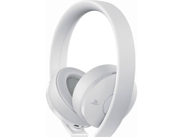 Sony PlayStation Gold Wireless Headset for PS4 (White) + Call of Duty: Black Ops 4 + Fallout 76 (PS4) $99.99 + Free Shipping via Newegg