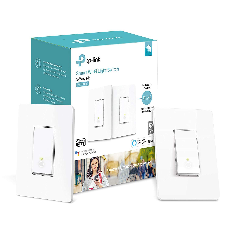 TP-Link: Kasa Smart 6-Outlet WiFi Power Strip $55 or WiFi 3