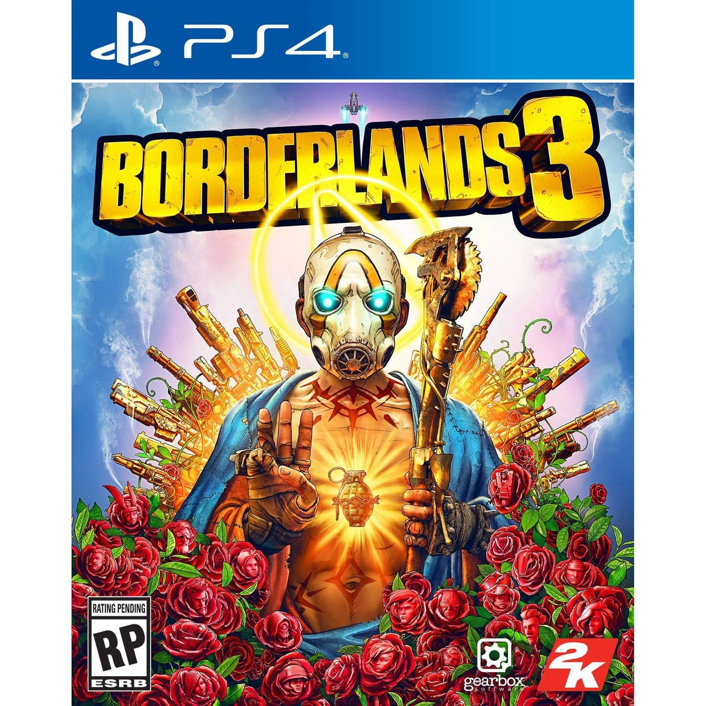Target REDcard Members: Borderlands 3 Pre-Order (PS4 or Xbox One) + $10 Target Gift Card + Extra 5% Discount for $55.12 + Free Shipping via Target