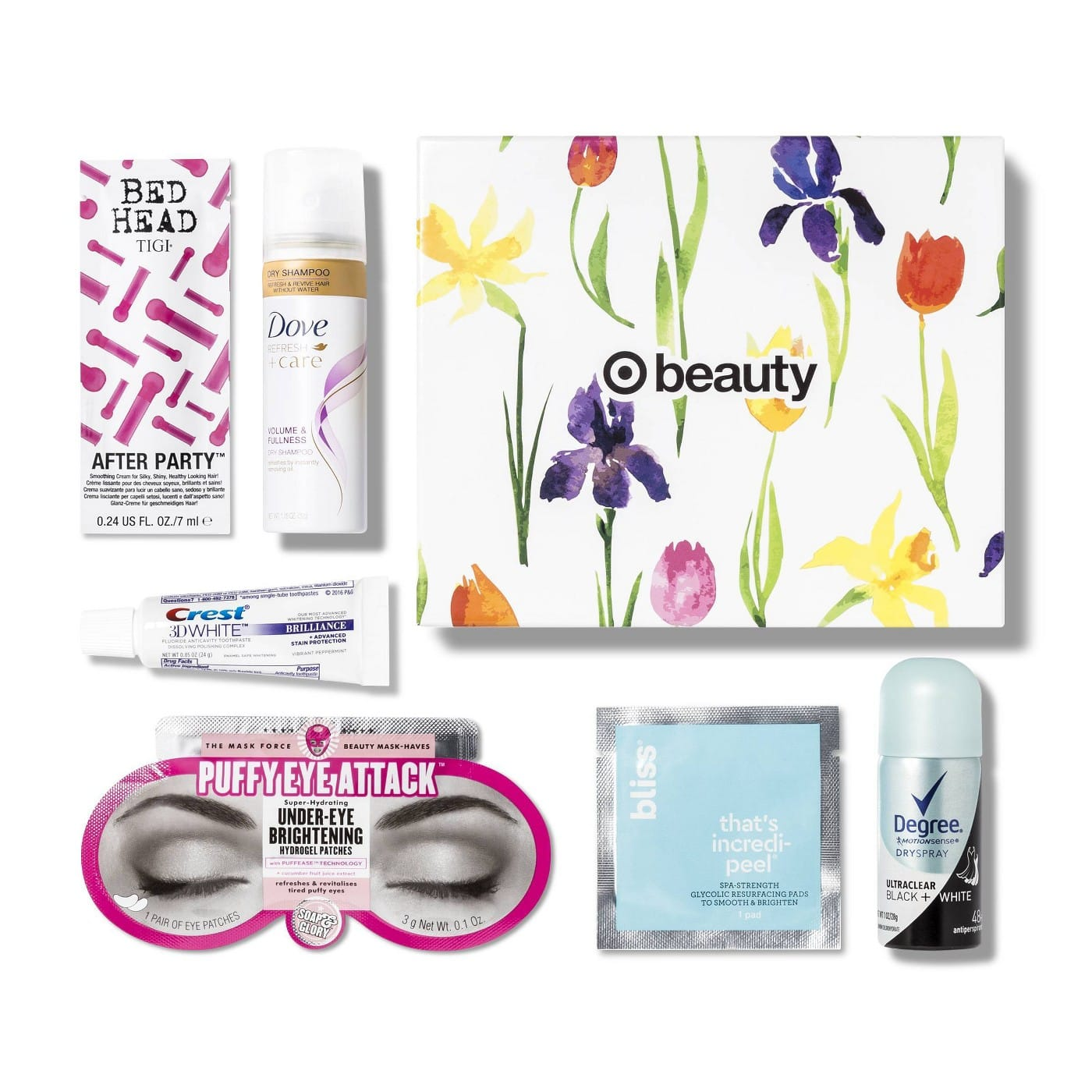 6-Piece Target April or April Naturals Beauty Box $7 Each + Free Shipping via Target