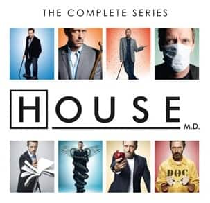 House: The Complete Series (Digital HD TV Show) - Slickdeals net