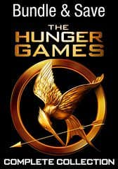 The Hunger Games: Complete 4-Film Collection (Digital 4K UHD