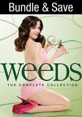 Weeds: The Complete Collection (Digital HDX TV Show) $24.99 via VUDU