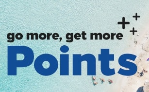 Hilton Honors Promotion - Double Points on every stay starting on your 2nd stay