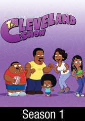 The Cleveland Show: Complete Seasons 1-4 (Digital HDX TV Show) $19.96 (or $4.99/season) via VUDU