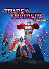The Transformers: The Movie (1986) (Animated Digital HDX Film) $4.99 via VUDU