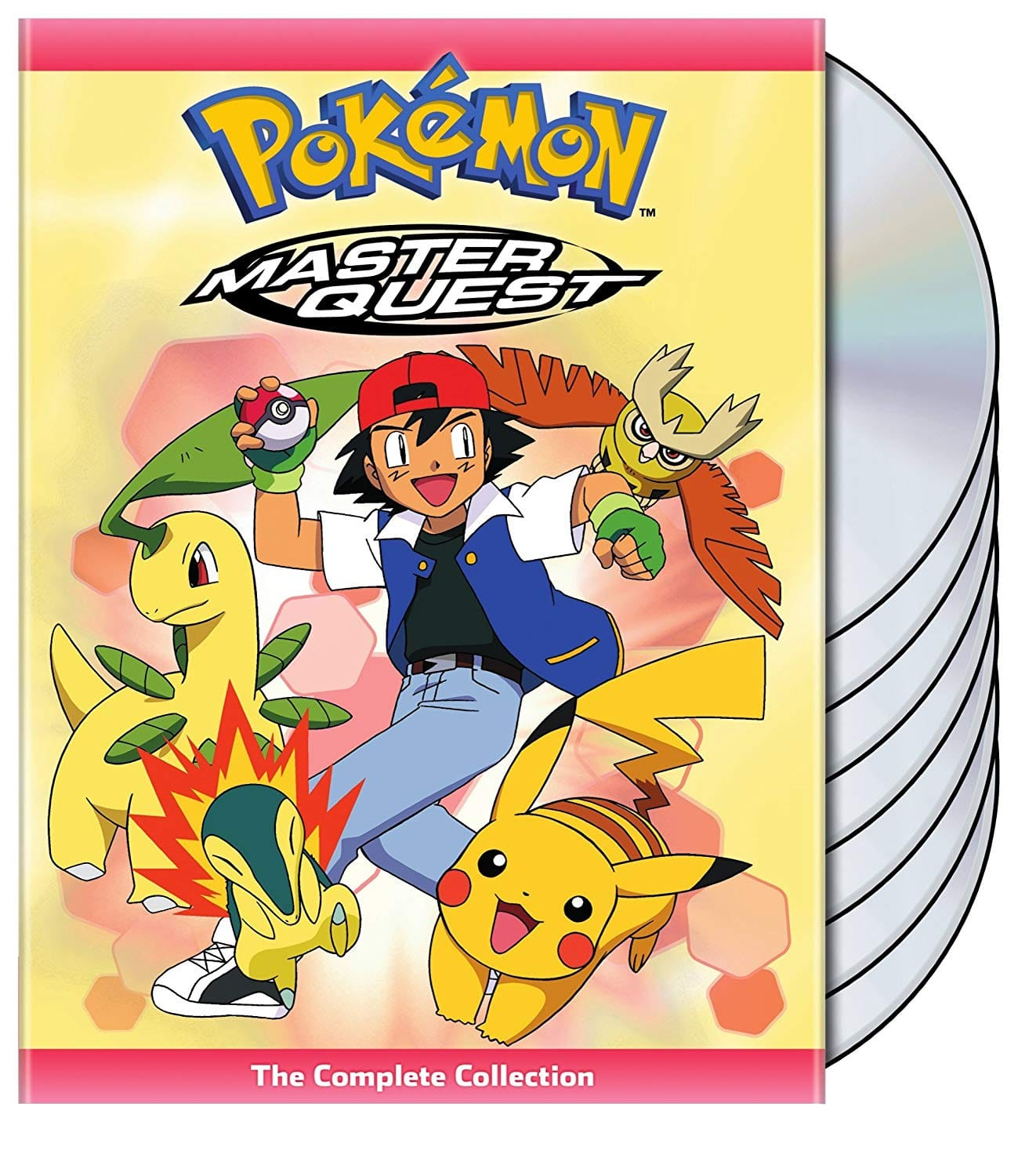 Pokemon: Master Quest The Complete Collection (7-Disc DVD) $11.99 via Amazon/Best Buy