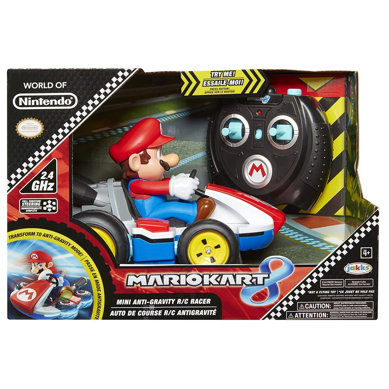 World of Nintendo Super Mario Kart 8 Anti-Gravity Mini 2 4