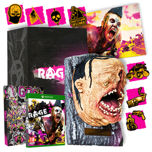 Rage 2: Collector's Edition (Xbox One) $60 + Free Shipping via Microsoft Store (Orig. $119.99)